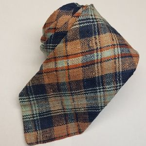 Robert Talbott and Allen Collin - Plaid Tie